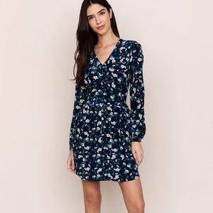 Yumi Kim Caroline Silk Button Down Dress Floral